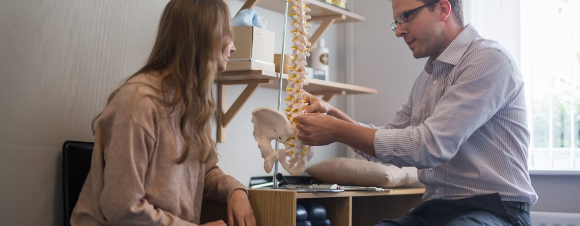 Free Spinal Check